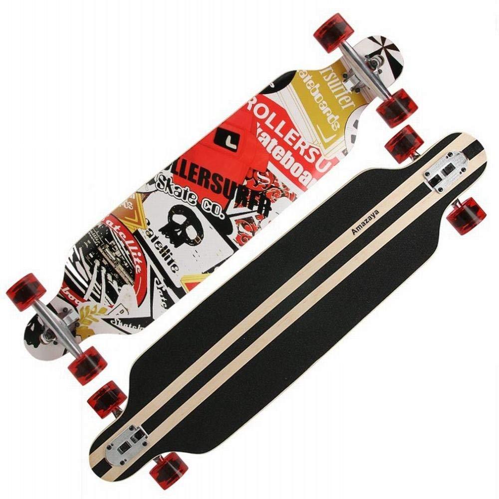 C.N. Tavola da Skateboard Tavola da Skateboard Skateboard Skateboard Tavola da Skateboard OEM Tavola da Skateboard a Quattro Ruote,Rosso,1 B07JHC5TTY Parent | Export  | A Basso Prezzo  | una grande varietà  | una vasta gamma di prodotti  | il prezzo delle concessioni  | C 8e37e6
