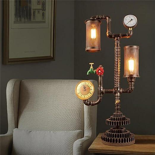 Mi Time tubos en hierro fundido de estilo industrial decorativo ...