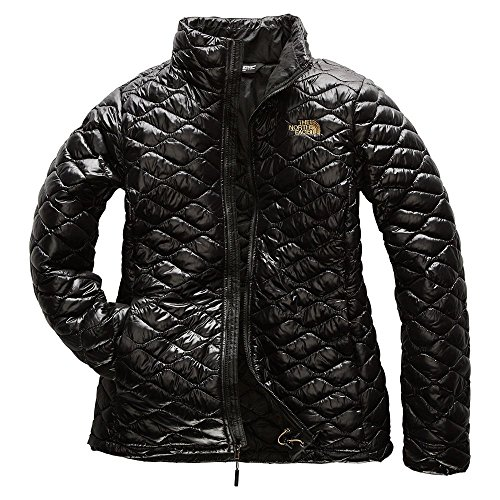 THE NORTH FACE Women's Thermoball Jacket Tnf Black Matte