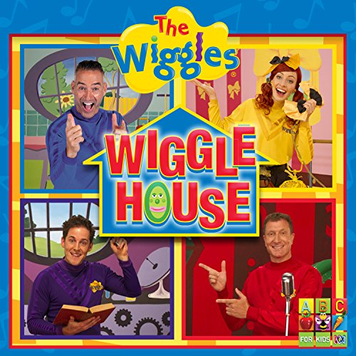 The Wiggles Halloween Songs (Wiggle House!)