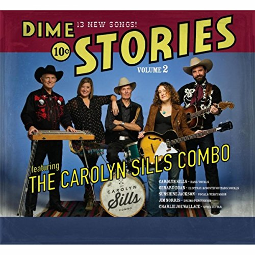 Amazon com: Dime Stories, Vol  2: The Carolyn Sills Combo: MP3 Downloads