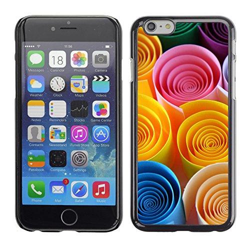 """Premio Sottile Slim Cassa Custodia Case Cover Shell // V00001820 papier couleur // Apple iPhone 6 6S 6G 4.7"""""""