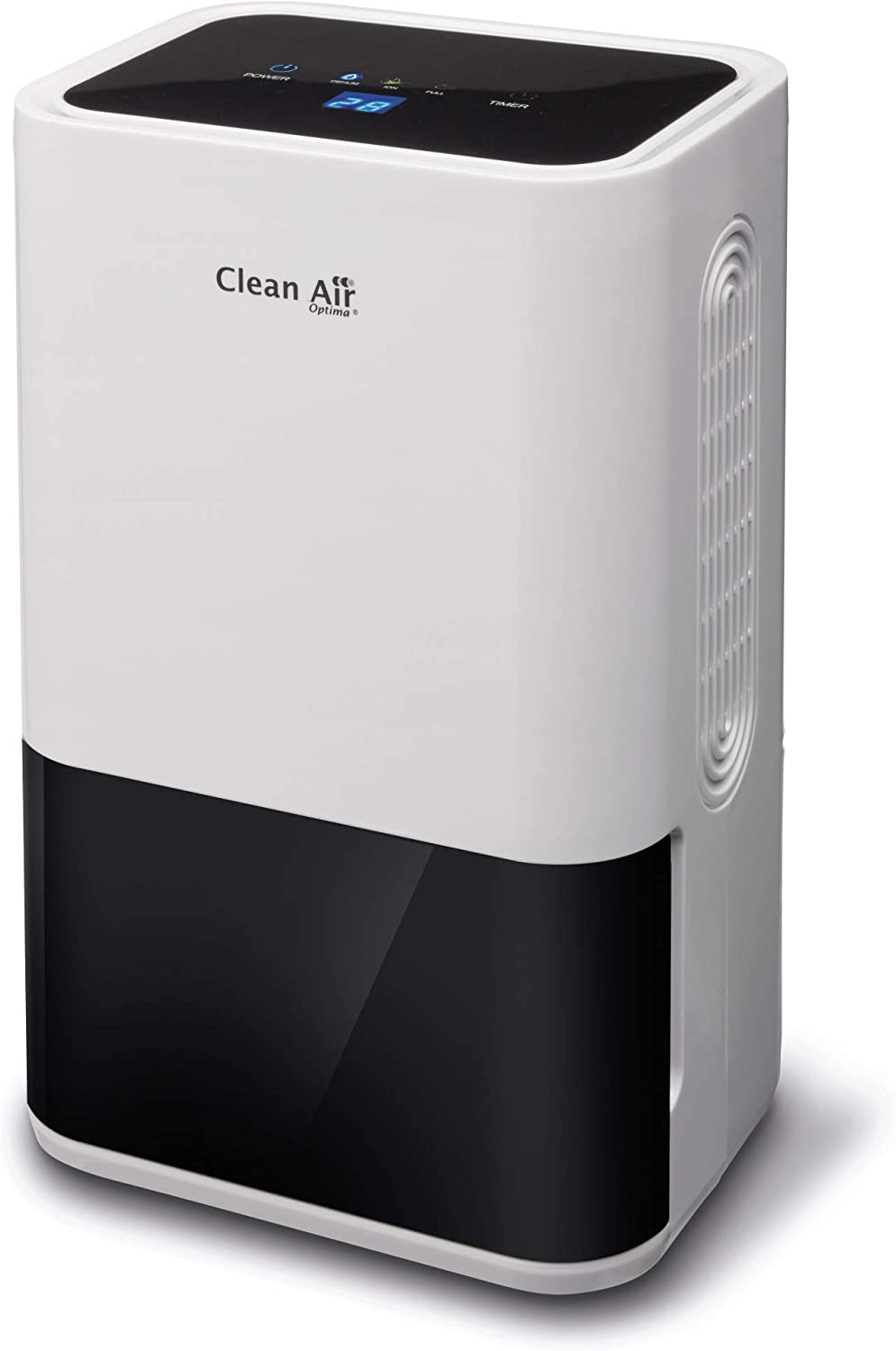 Clean Air Optima CA-703 Deshumidificador con ionizador 2 en 1: 2L ...