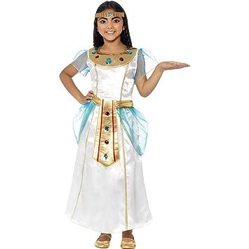 Agyptische Gottin Kinderkostum Cleopatra Kostum S 4 6 Jahre 110 128