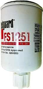 Fleetguard FS1251 Fuel Water Sep