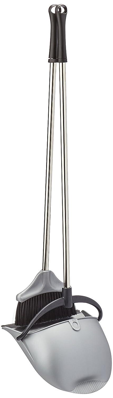 Set Scopetta e Paletta Ribaltabile con Solidi Manici in Metallo ed Innovativo Supporto Appoggia-Piede Apex 11721