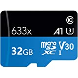 AUTOWOEL 32GB SD Card Class 10 for Dash Cam