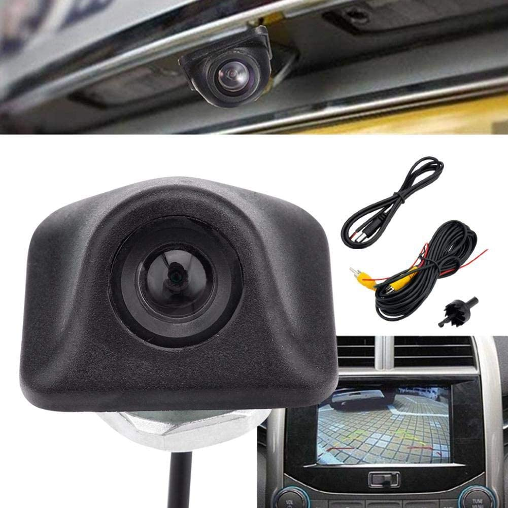 Waterproof 170° HD Car Reverse Backup Night Vision Camera Rear View Park Cam