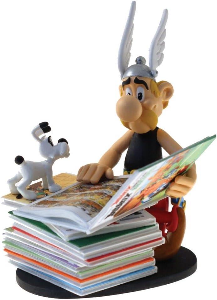 Asterix Y Obelix - Figura ASTÉRIX Pila DE CÓMICS