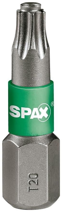 5 piezas Punta de destornilladores SPAX 5000009182259
