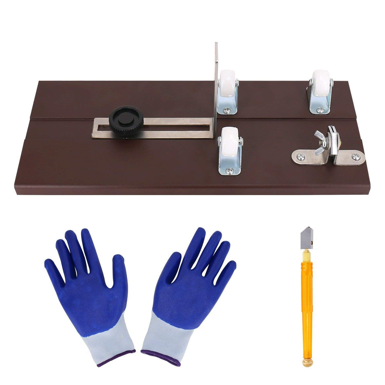 Glass Bottle Cutter, DIY Cutting Machine kit for Cutting Wine Bottles and Beer Bottles WAMTHUS