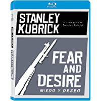 Miedo y Deseo [Blu-ray]