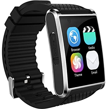 Amazon.com: X11 Bluetooth Smart Watch Support WiFi Arc ...