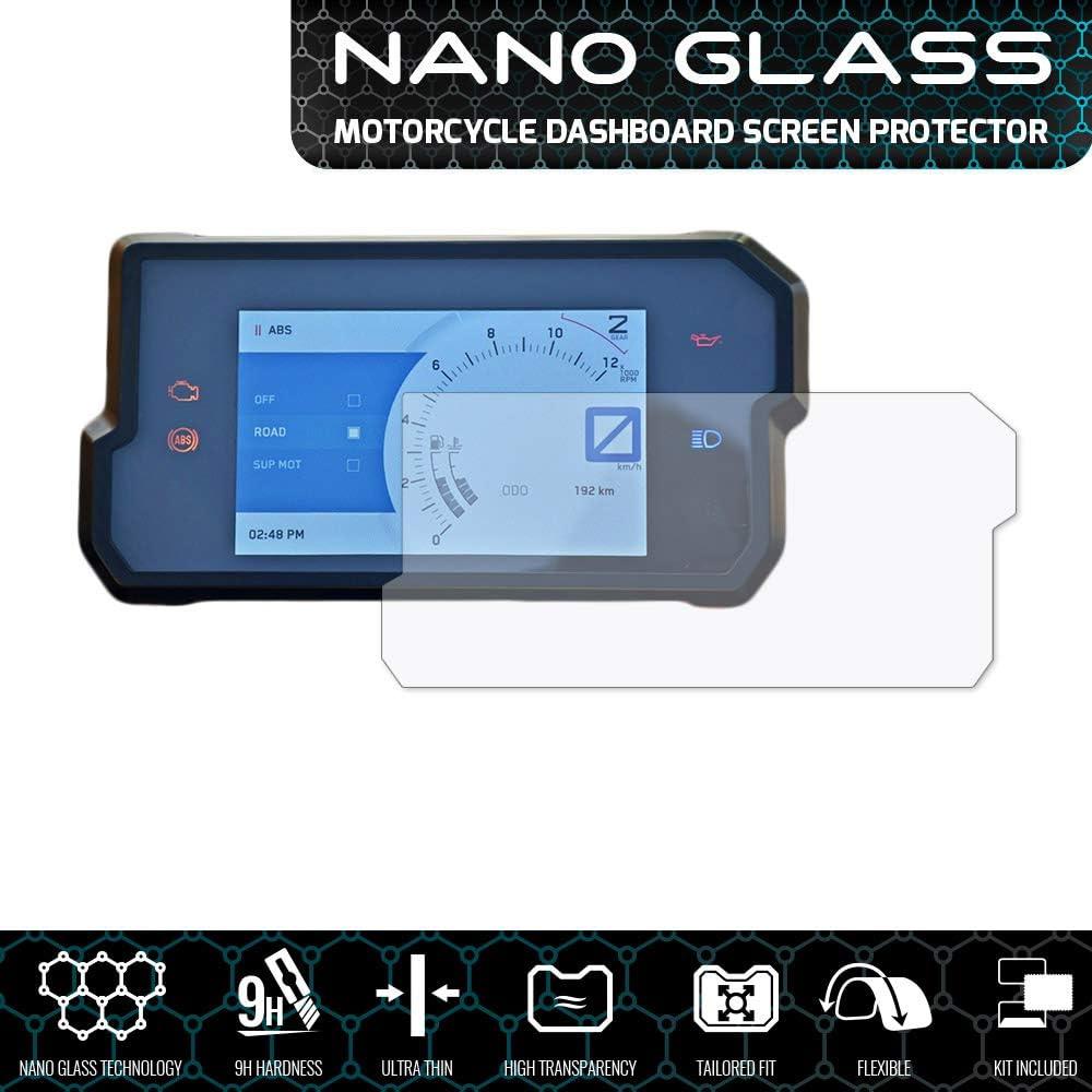 Speedo Angels Nano Glass Displayschutz Für 125 390 Duke 2017 Auto