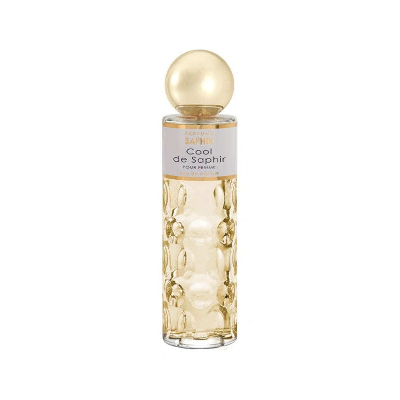 PARFUMS SAPHIR Cool - Eau de Parfum con vaporizador para Mujer - 200 ml