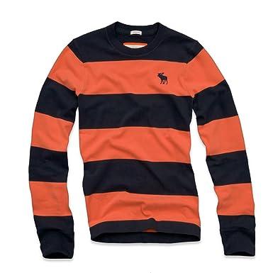 Abercrombie & Fitch - Jerséi - Camiseta - Tripulación - para ...