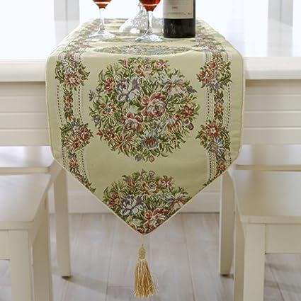 Modern European Table Runner/ Elegant Table Runner/ Table Cloth/ Table Cloth /Western