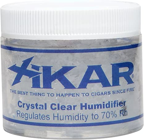 Xikar Xi809 Crystal Humidificador Jar 2 oz.: Amazon.es: Hogar