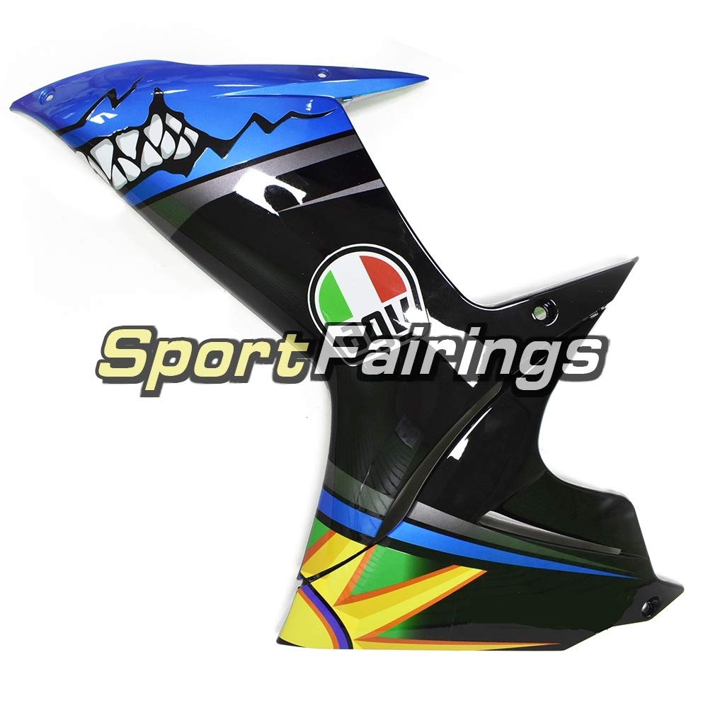 Amazon.com: Sportfairings ABS Plastic Injection Full Fairings Kit For Suzuki GSX-R 600 GSXR750 11-16 2011 2012 2013 2014 2015 2016 Body Frames: Automotive