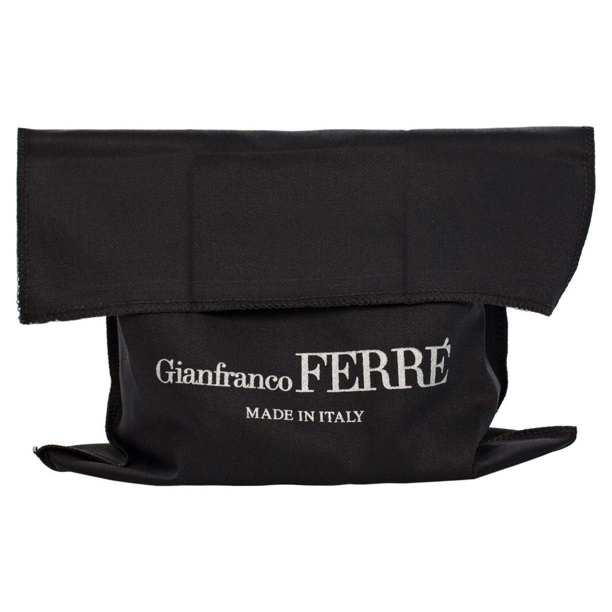 1af7847e7 Gianfranco Ferre F-00054619 Crossbody Bag for Women - Leather, Black:  Amazon.ae: GianfrancoFERRE