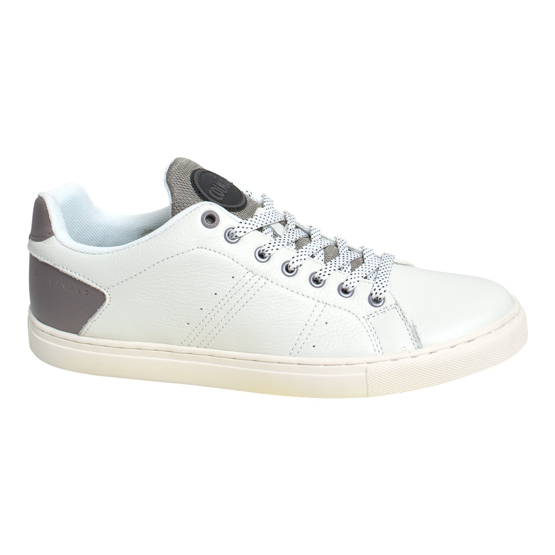 COLMAR Herren Turnschuhe Brandbury Pure Farbe Farbe Pure Weiß 0fbdfa