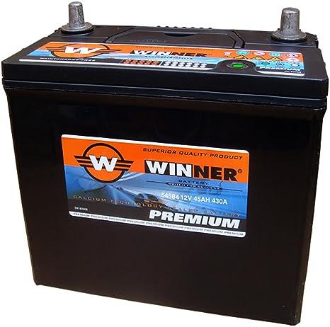: WINNER Premium 54584 54584 Batterie de Voiture
