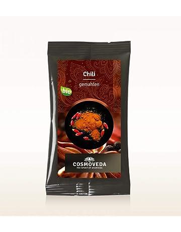 Cosmoveda BIO Chili gemahlen DE-ÖKO-003 10g Beutel