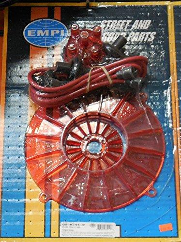 ENGINE TRIM KIT, RED, dune buggy vw baja bug (Bug Baja Engine)