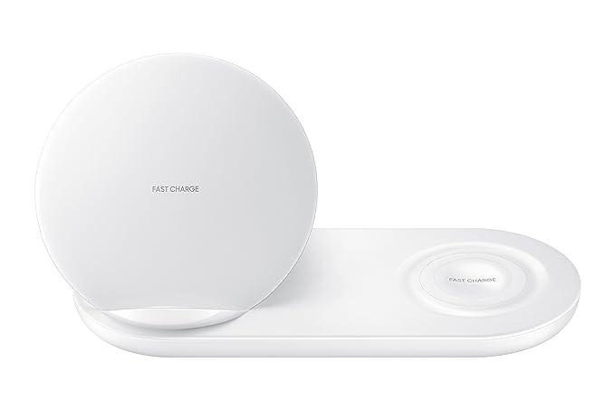 Amazon.com: Cargador inalámbrico Samsung DUO, soporte y ...
