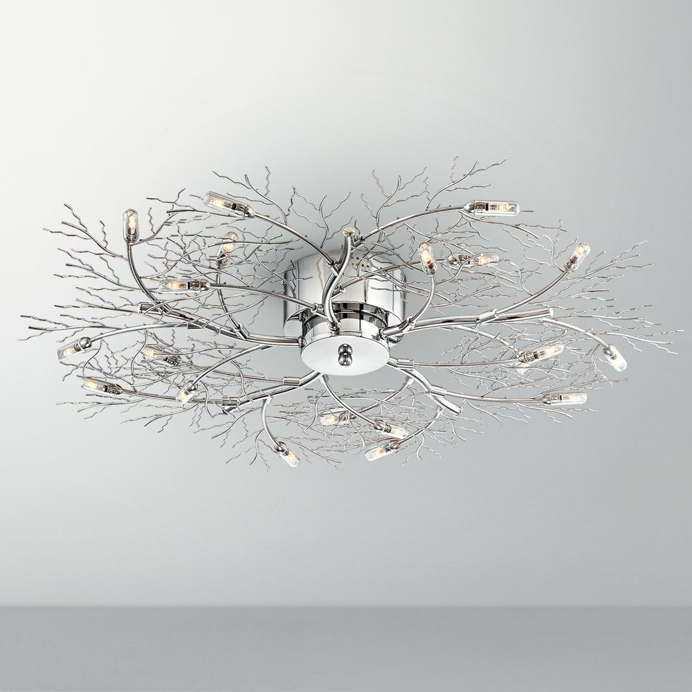 Possini euro branch 30 12 wide ceiling light fixture close to possini euro branch 30 12 wide ceiling light fixture close to ceiling light fixtures amazon arubaitofo Image collections