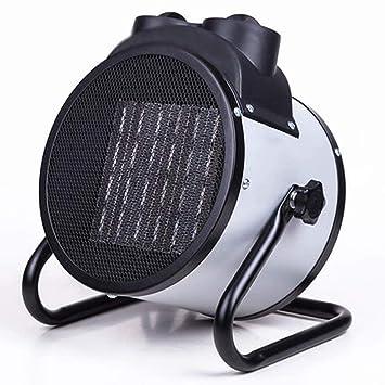 ltjrq Calentador doméstico Calentador de Alta Potencia Aire Caliente calefacción Industrial Ventilador baño Calentador secador: Amazon.es: Hogar