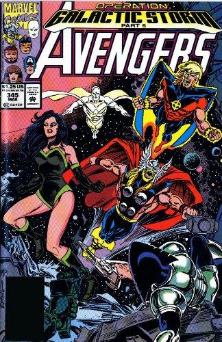 Avengers: Galactic Storm, Vol. 1 (v. 1)