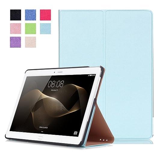 2 opinioni per ottimo Custodia per Huawei MediaPad M2 10,Slim Smart Cover Protezione Custodia