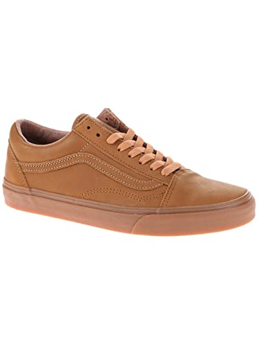 brown vans shoes