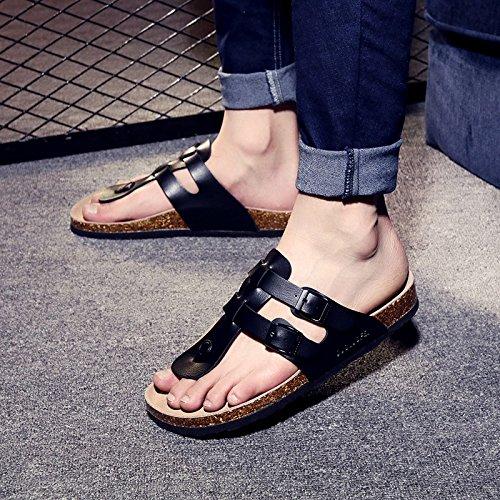 in studenti da J scarpe fankou donne uomini spiaggia per e la pantofole 45 coppie femminile sono black fresco sala estate ngwtUw8qxO