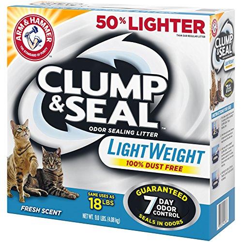Lightweight Cat Litter Kills