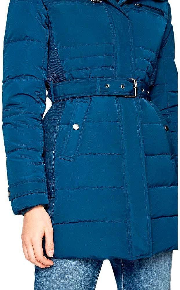 Pepe Jeans Parka Lynn Azul para Mujer