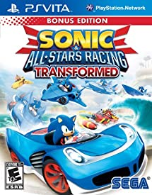 Sonic and All-Stars Racing - PlayStation Vita