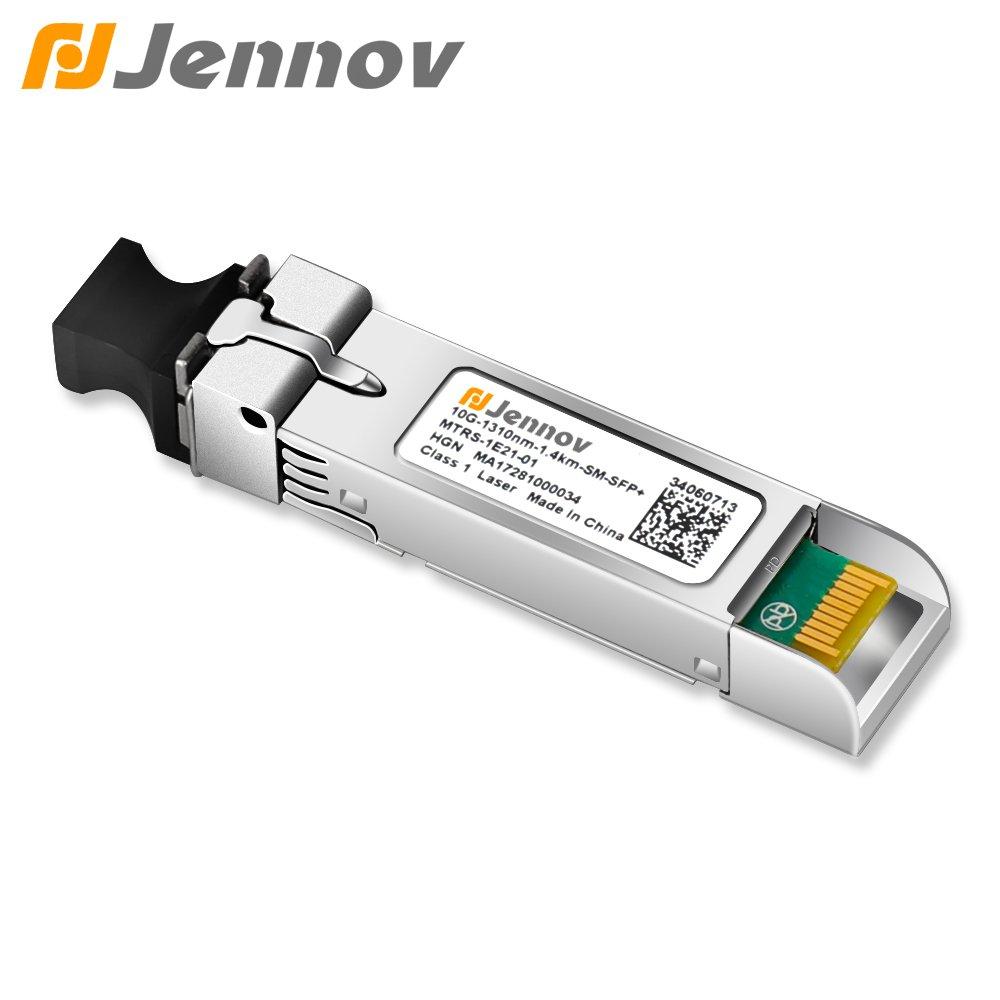 Jennov 10G Gigabit SFP+ module Transceiver, 1310 Nanometer Dfb-ld Laser. … by Jennov