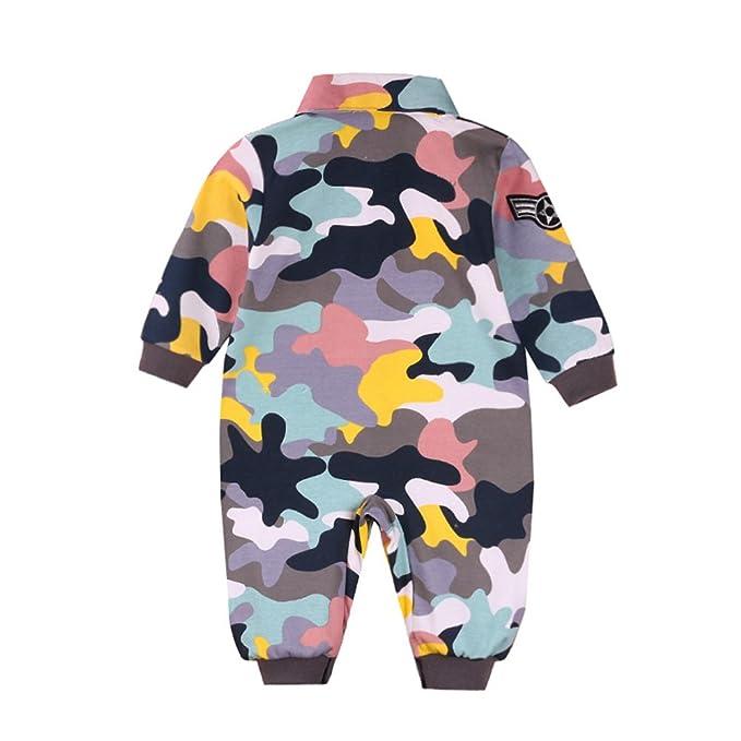 16394be629 Amur Leopard Pijamas de Bebé Niños 100% Algotón Ropa de Bebé Niños para  Dorimir Transpirable