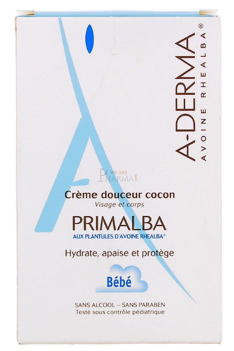 Amazon.com: Aderma Primalba suave Cocoon Crema 100 ml: Baby