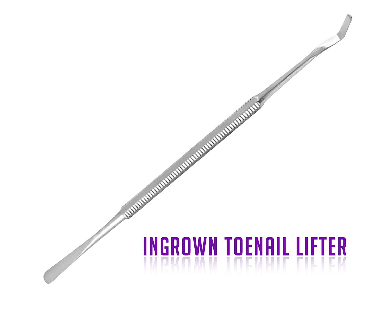 Amazon.com : Ingrown Toenail File and Lifter Set. Premium Grade ...