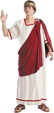 Disfraz senador romano. Talla 50/52.: Amazon.es: Juguetes y juegos