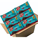 Enjoy Life Baking Chocolate, Soy free, Nut free, Gluten free, Dairy free, Non GMO, Vegan, Paleo, Dark Chocolate Morsels, 9 Ounce Bags (Pack of 12)