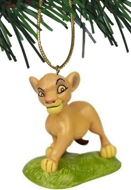 Amazon Com Disney S Lion King Nala Ornament Home Kitchen