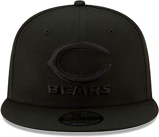 NEW Era-NFL Chicago Bears 9 FIFTY cap nuovo Snapback Taglia S//M