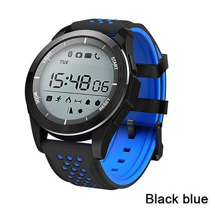 ZCPWJS Pulsera Inteligente F3 Smart Watch Men IP68 ...