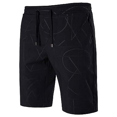 129524938b92 Herren Shorts Kurze Hose, Dasongff Sommer Herren Shorts Hose Slim Casual  Chino-Shorts Sport