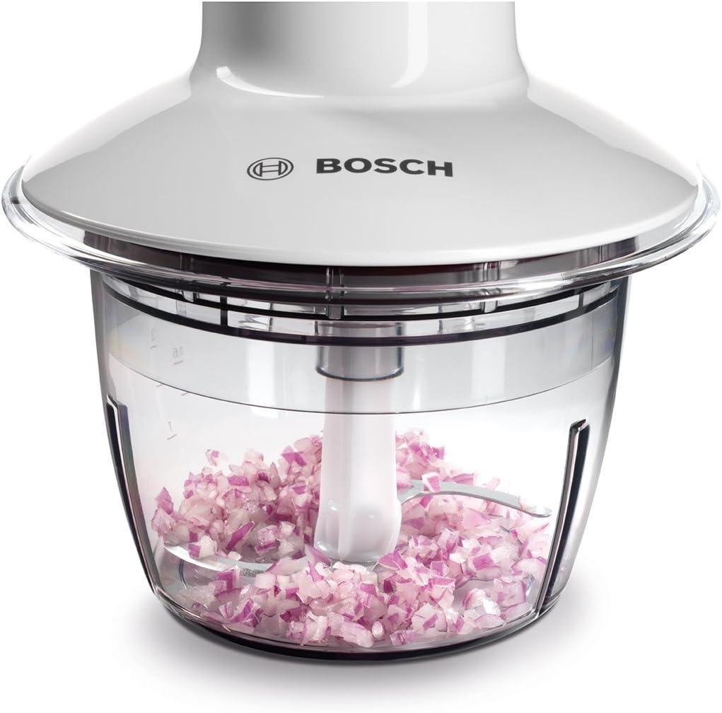 Bosch MMR08A1 - Picadora universal (400 W, apta para lavavajillas ...