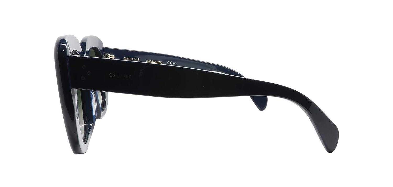 Amazon.com: Celine Stella CL 41433 EZD Z3 - Gafas de sol ...